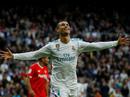 """Mở đại tiệc """"5 sao"""", Real Madrid thắng hủy diệt Sevilla"""