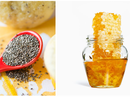 Lợi ích khi kết hợp hạt Chia với mật ong