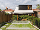 Ngôi nhà có thiết kế mở giúp gia chủ thư giãn