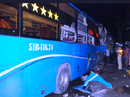 Hai vụ tai nạn làm 1 người chết và nhiều người bị thương