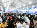 Gần 400.000 lượt người đến Hội Sách Cần Thơ 2017