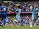 Hạ Leicester, Man City chiếm vị trí thứ ba của Liverpool