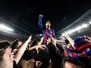 Barcelona bị UEFA phạt nặng trận thắng PSG 6-1