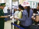 """Hủy bỏ hơn 17.300 visa rời có in bản đồ đường """"lưỡi bò"""""""