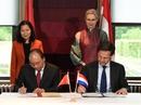 Quan hệ Việt Nam - Hà Lan đi vào chiều sâu