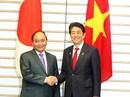 Thủ tướng Shinzo Abe lần thứ 3 thăm chính thức Việt Nam