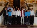 Thủ tướng khen ngợi đội tuyển bóng đá nữ