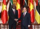 Việt Nam - Mozambique phát triển quan hệ tốt đẹp