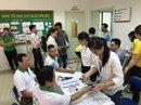 250 người tham gia hiến máu tình nguyện