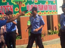 Có giương súng, còng tay chủ trường ở Bình Thuận