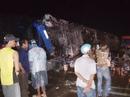 Tai nạn xe khách, hơn 10 người bị thương