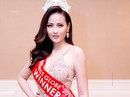 Hoa hậu Hoàn cầu Khánh Ngân làm Đại sứ Hòa bình cuộc thi Mrs World Peace