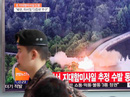 Triều Tiên dằn mặt tàu sân bay Mỹ?