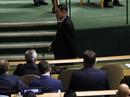 Đại sứ Triều Tiên bỏ ra ngoài trước khi ông Donald Trump phát biểu