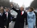 Ông Trump dẫn đầu đoàn diễu hành nhậm chức