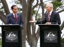 Úc - Indonesia tăng cường hợp tác hải quân