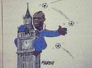 Balotelli điên tiết vì bị ví như King Kong