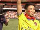 """""""Running man"""" chào sân Arsenal"""