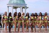 Cùng ngắm những người đẹp Miss Grand International thi bikini