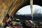 Thảm cảnh người vô gia cư