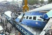 Tai nạn tàu lửa nghiêm trọng ở Ấn Độ
