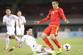 U23 Việt Nam- U23 Lào 5-0: Thắng to nhưng rất lo