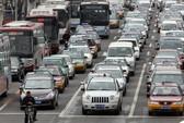 Trung Quốc hạn chế lượng xe công