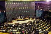 Quần lót vô chủ tại quốc hội Brazil