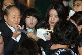 Anh trai tổng thống Hàn Quốc bị bắt