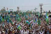 8.000 người Pakistan phản đối mở đường cho NATO
