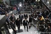 Con trai TT Hàn Quốc trình diện công tố viên đặc biệt