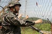 Lính Triều Tiên qua biên giới như chốn không người