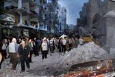 Nguy cơ mở mặt trận mới ở Syria
