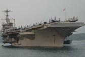 Tàu sân bay Mỹ tiến vào biển Đông