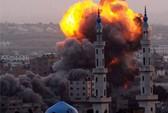 Xung đột khốc liệt tại dải Gaza