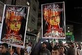 Hamas đối đầu tổng thống Palestine