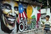 Cơn sốt Obama ở Myanmar