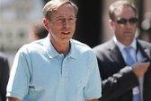 Đích thân CIA mở cuộc điều tra tướng Petraeus