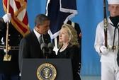 """Bà Hillary """"bỏ"""" ông Obama trong nhiệm kỳ tới"""