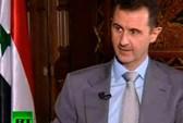 """Tổng thống Assad: """"Tôi sẽ sống và chết ở Syria"""""""