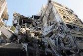 Quân nổi dậy Syria quyết chiếm sân bay Damascus