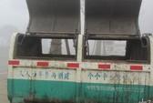 5 em bé chết trong thùng rác do ngộ độc khí than