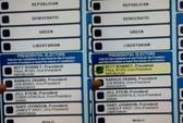 Mỹ: Phát hiện máy bỏ phiếu gian lận?