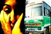 Nữ sinh viên bị hãm hiếp trước mặt bạn trai trên xe buýt