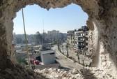 Quân đội Syria dội tên lửa Scud vào quân nổi dậy