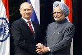 Nga – Ấn ký thỏa thuận quân sự 2,9 tỉ USD