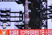 """Phóng tên lửa hai lần, Triều Tiên """"đốt"""" 1,3 tỉ USD"""