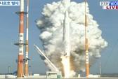 Hàn Quốc phóng thành công tên lửa lên quỹ đạo