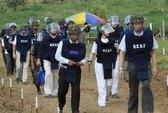 Chuyên gia rà phá bom mìn Mỹ bị thương ở Campuchia