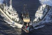 Nhật lập đội đặc nhiệm tuần tra Senkaku